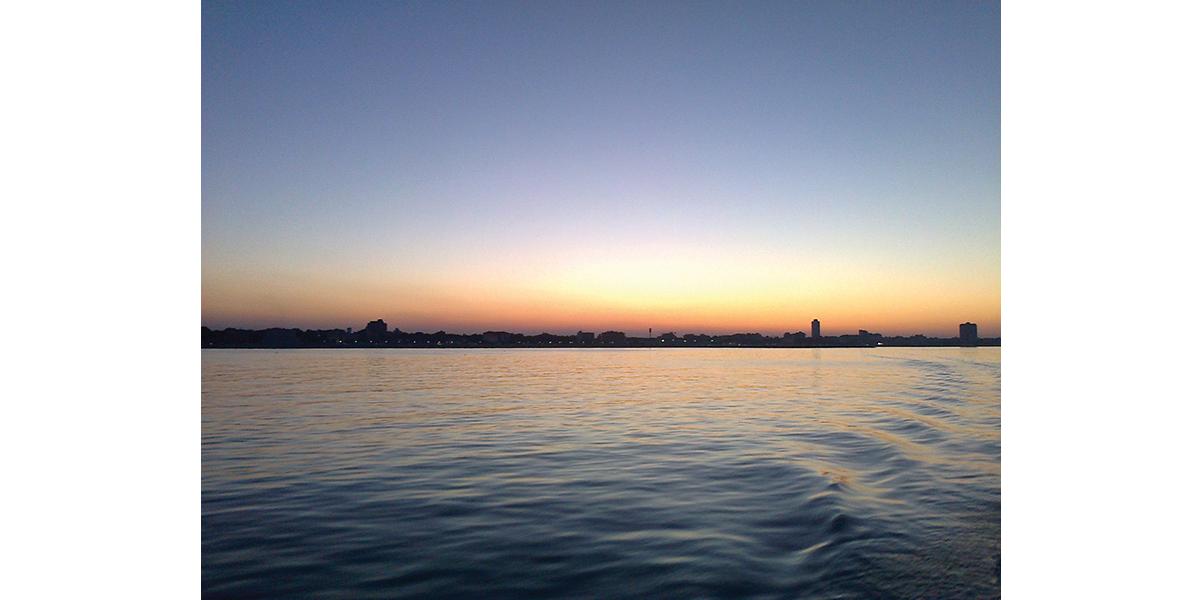 Cervia Primavera – In mare