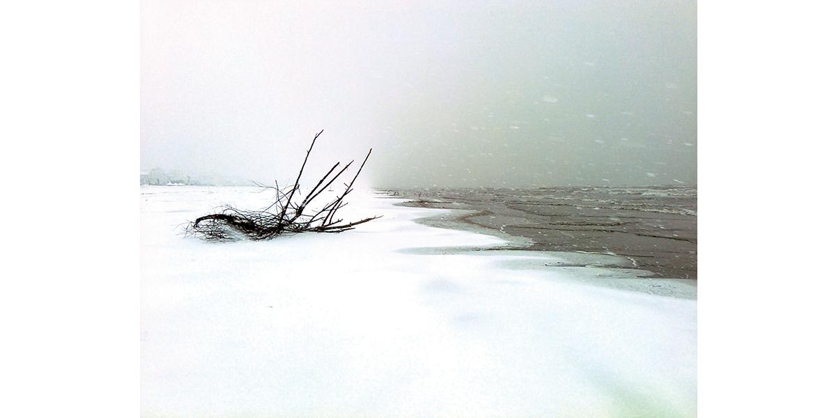 Cervia Inverno – Bianco